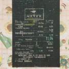"""ANDREAS DIEFENBACH """"Ermutigung 1"""", 2009 Lack, Siebdruck auf Dekostoff 120 x 90 cm"""